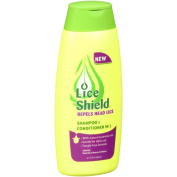Lice Shield Lice Repellent Shampoo & Conditioner, 200ml