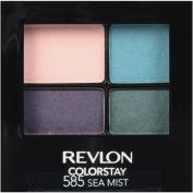 Revlon ColorStay 16-Hour Eye Shadow, 585 Sea Mist, 5ml