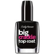 Sally Hansen Big Crackle Top Coat, 10ml