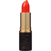 IMAN Luxury Moisturising Lipstick, 027 Hot, 5ml