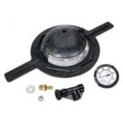 Pentair 154856 Black Buttress Thread Closure Replacement Kit Triton Pool And Spa Filter
