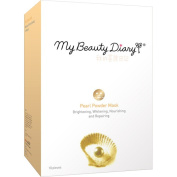 My Beauty Diary Pearl Powder Facial Mask, 10 count