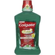 Colgate Total Advanced Pro-Shield Spearmint Surge Mouthwash, 1500ml