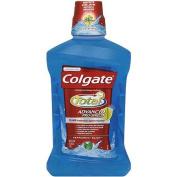 Colgate Total Advanced Pro-Shield Peppermint Blast Mouthwash, 1500ml