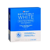 Crest Noticeably White Whitestrips, 10 Treatments,