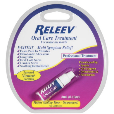 Releev Oral Care Treatment, 5ml