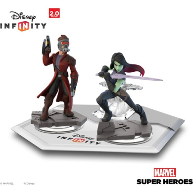 Disney Infinity: Marvel Super Heroes (2.0 Edition) - Marvel's Guardians of the Galaxy Play Set (Universal)