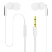 Incipio NX-301 F80 3.5mm Stereo Earbuds White / Grey