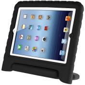 i-Blason-Apple New iPad Mini Retina Display ArmorBox Kido Protection Case-Black