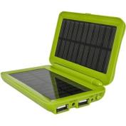 Solar eCharger 2.1A + 4000mAh USB