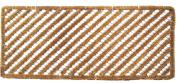 Entryways Bootscraper Wire Brush Shag Doormat