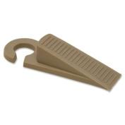 Baumgartens BAU42500 Skid-Free Door Stopper With Hook