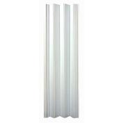 HomeStyles Plaza Vinyl Accordion Door, 120cm x 240cm , White
