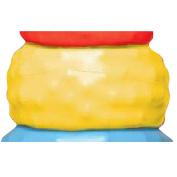 Abilitations Yuk-E-Ball Medicine Ball, 13cm , Yellow