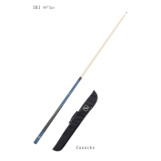 Vancouver Canucks Cue And Case Set