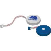 MABIS Tape Measure, White