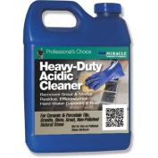 Miracle Sealants HDAC QT SG Heavy Duty Acidic Cleaner - Quart