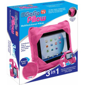 As Seen on TV GoGo Pillow, Tablet Protector Pillow, Pink