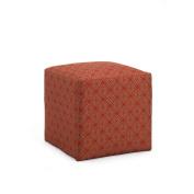 Allegro Gigi Cube Ottoman, Multiple Colours