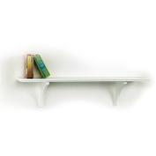 InPlace Shelving 41cm Trophy Shelf Kit, White
