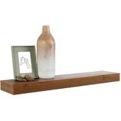 Plank Floating Wall Shelf, Oak, 90cm