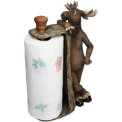 River's Edge Products Moose Paper Towel Holder
