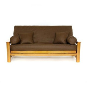 Lifestyle Covers Rawhide Earth Futon Slipcover