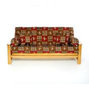 Lifestyle Covers Bingus Box Cushion Futon Slipcover