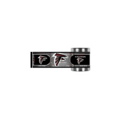 Great American Products GAP-CZWM2026 Atlanta Falcons NFL Stainless Steel Can Holder with Hi-Def Metallic Graphics