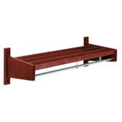 Magnuson Group Wood Slat Design Coat Rack