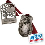Gloria Duchin 2pc Memorial Ornament Gift Set