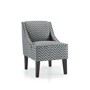 Phoenix Ziggi Upholstered Accent Chair, Multiple Colours