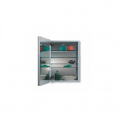 Jensen Medicine Cabinet Metro Deluxe 15W x 35H in. Medicine Cabinet 52WH344DP