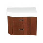 DecoLav 5605-3 60cm Casaya Left Drawer with Top for use with 5605-1 Vanity