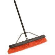 Cequent Laitner Company 60cm Assembled Indoor and Outdoor Push Broom