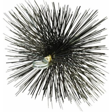 Meeco Mfg. Co. Inc. 30808 Square Wire Chimney Brush-20cm SQ WIRE CHIMNEY BRUSH