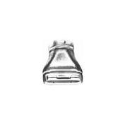 Metalbest 40V-RV4 OV 10cm Type B Gas Vent Oval to Round Adapter