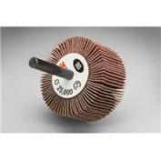 3M Abrasive 405-051144-14624 244D Coated Aluminium Oxide Flap Wheel, 10 Per Carton