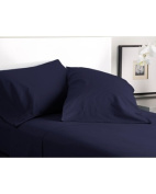 Modern Living 300 Thread Count Solid Colour Sheet Set