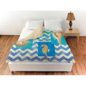 Thumbprintz Deep Blue Sea Duvet Cover