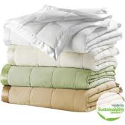 Microfiber Down-Alternative Blanket