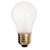 Satco S3740 60W 130V A15 Frosted E26 Medium Base Incandescent bulb