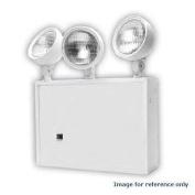 Sunlite 6V/3H/ 3 bulb 9 watt Emergency Lighting fixture