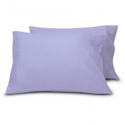 9 by Novogratz Rainbow Wrap Pillowcase Pair
