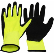 Boss Gloves Large Neon Work Gloves