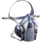 3M Half Facepiece Respirator 7500 Series, Reusable
