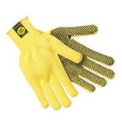 Memphis Glove 127-9366S Small Coated String Knitkevlar Plus Pvc Do