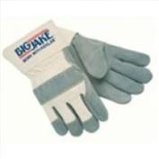Memphis Glove 12. 44012L Sidekick Double Palm Whtfabric -Sewn with Kevlar