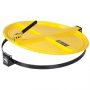 New Pig Corporation DRM659-YW Pig Latching Drum Lid for 208.2l Drum Yellow