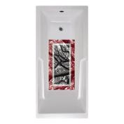 No Slip Mat by Versatraction 14 x 27 Dolsen Black Forest Bath Mat